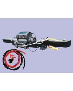 Britpart Defender Winch Bumper with DB12000i Winch
