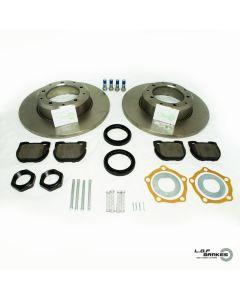 110 & 130 Rear ROADspec Brake Kit - From XA159807