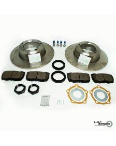 Defender 90,110,130 ROADspec Front SOLID Brake Kit