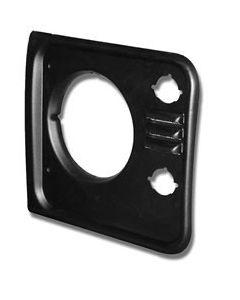 Front headlight panel finisher - TD5 - LH