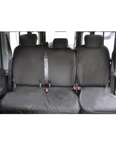 Defender Seat Covers - 60/40 Post 2007 (PUMA) - Black