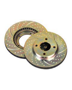 EBC Performance Brake Discs