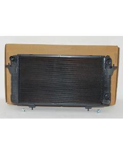 Radiator Assembly - V8 Manual