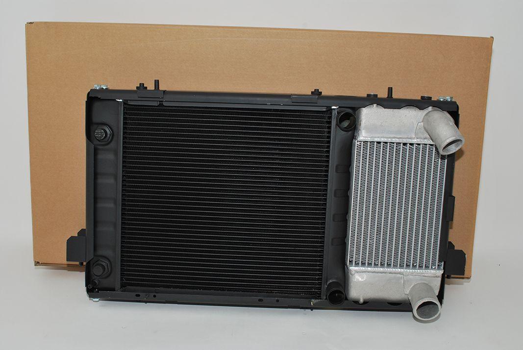Radiator, intercooler and oil cooler - 300TDI