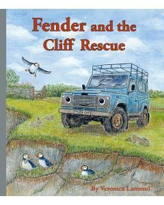 Fender & the Cliff Rescue Book