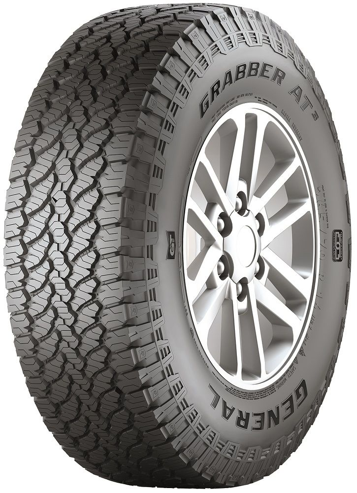 215/75R15 General Grabber AT3 Tyre Only