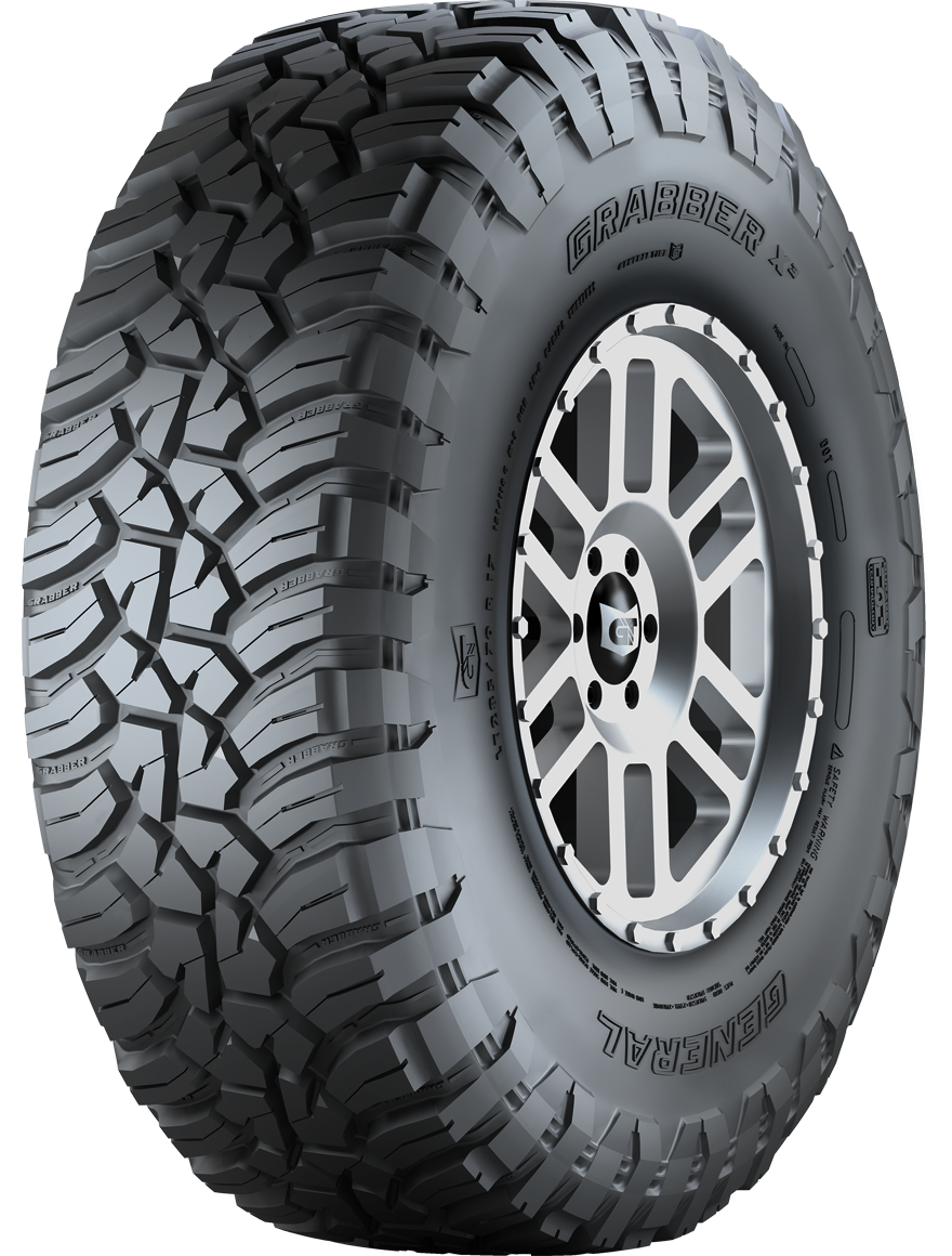 31/1050R15 General Grabber X3 Tyre Only