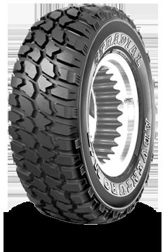 33/1250R15 GT Radial Adventuro MT