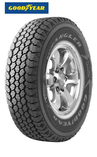 255/65R19 GoodYear Wrangler All Terrain Tyre Only