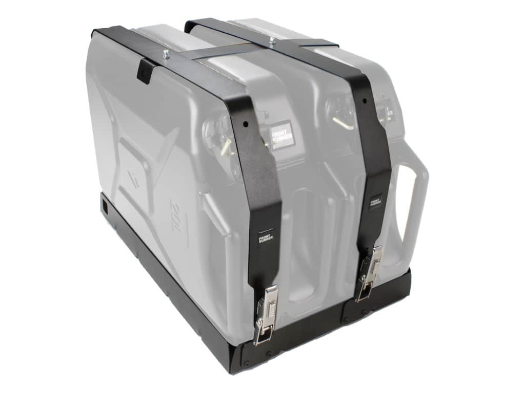 Double Jerry Can Holder - By Front Runner - EXCESS STOCK CLEARANCE