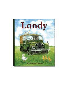 Landy Book by Veronica Lamond