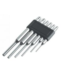 Parallel Pin Punch Set 6pc
