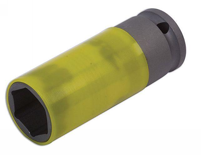 "Alloy Wheel Nut Socket 22mm 1/2""D"