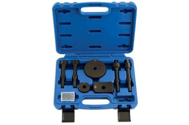 Vibro Air Chisel Adaptor Set 7pc