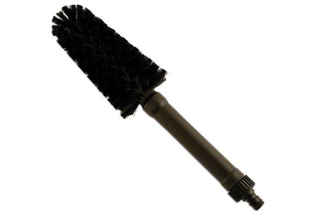Flow Thru Alloy Wheel Brush