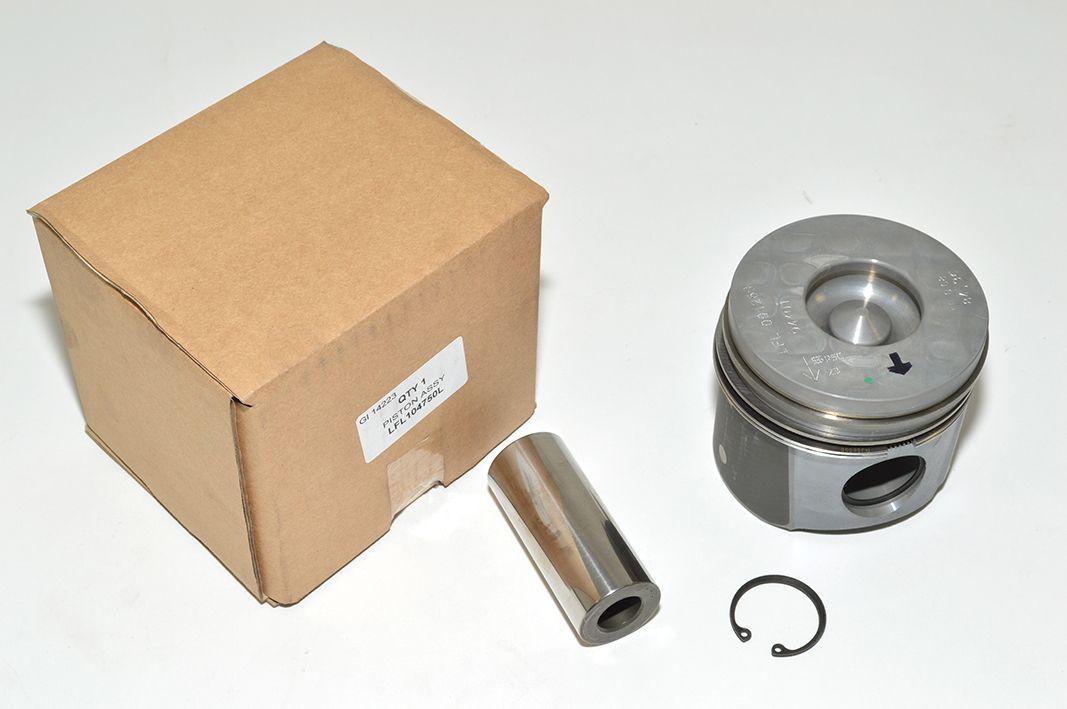 Piston and Rings - std - 2.0 Diesel