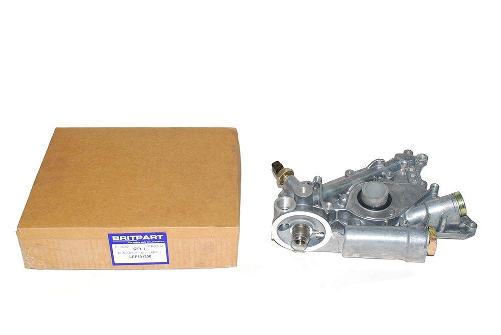 Oil Pump - 2.0 Diesel