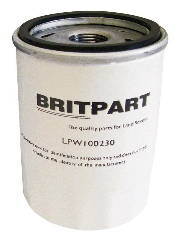 Oil Filter - 2.5 V6 Petrol