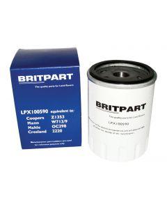 Oil Filter - Britpart - TD5
