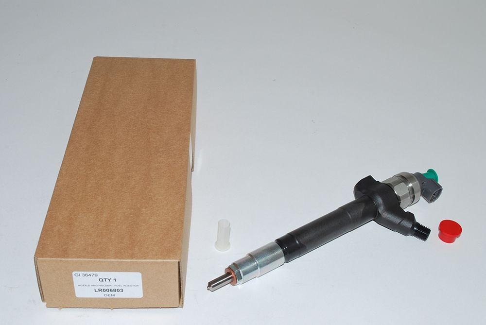 Fuel injector - TDCI Puma