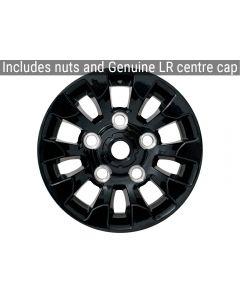 Black Allow Wheel 16x7