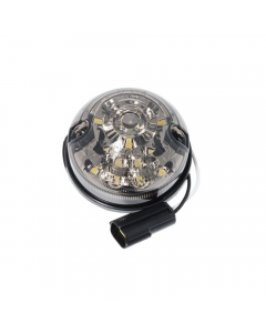 LED Front Side Light - Smoked