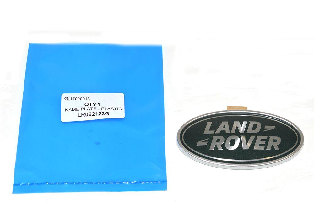 Name Plate - Plastic