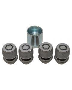 Locking Wheel Nut Kit - FL2, Disco Sport, Evoque, Velar