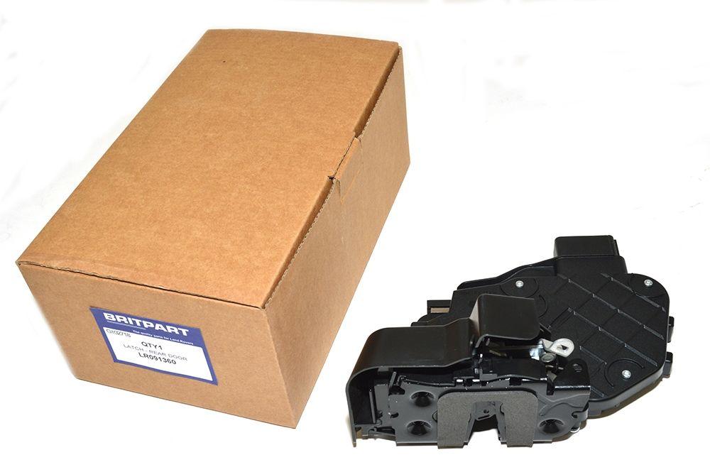 Latch - RH Rear Side Door - 433 MHZ Lock Frequency - Double Locking Power Lock Latch