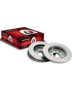 Rear brake disc   Mintex