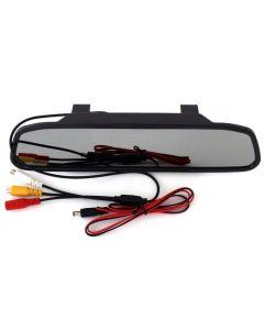 Optimill Rear View Camera Mirror Monitor