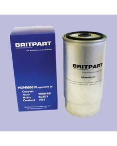 Fuel Filter - Britpart - TD4 to 2A209830