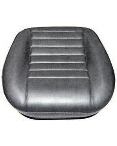Grey vinyl outer seat base
