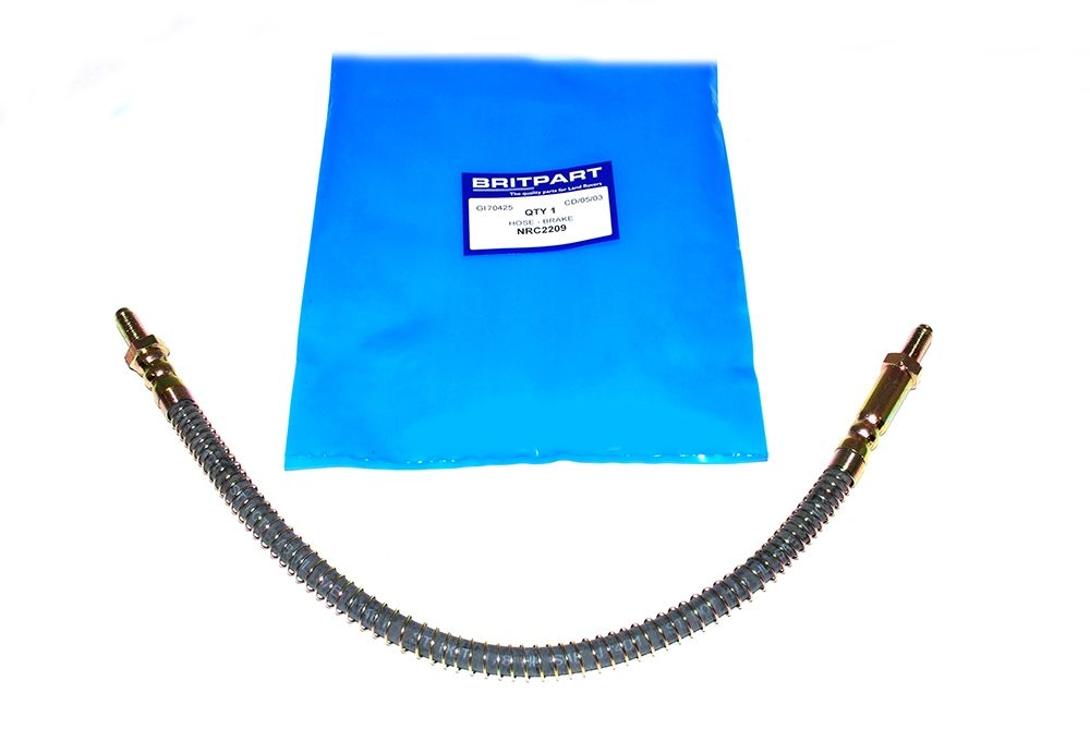 Brake hose-front-imperial to 1980ish