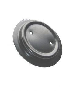 110/130in Rear spring seat - Galvanized