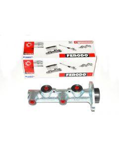 Brake master cylinder - 110/130 non ABS to HA901219 - Ferodo (Less Reservoir)