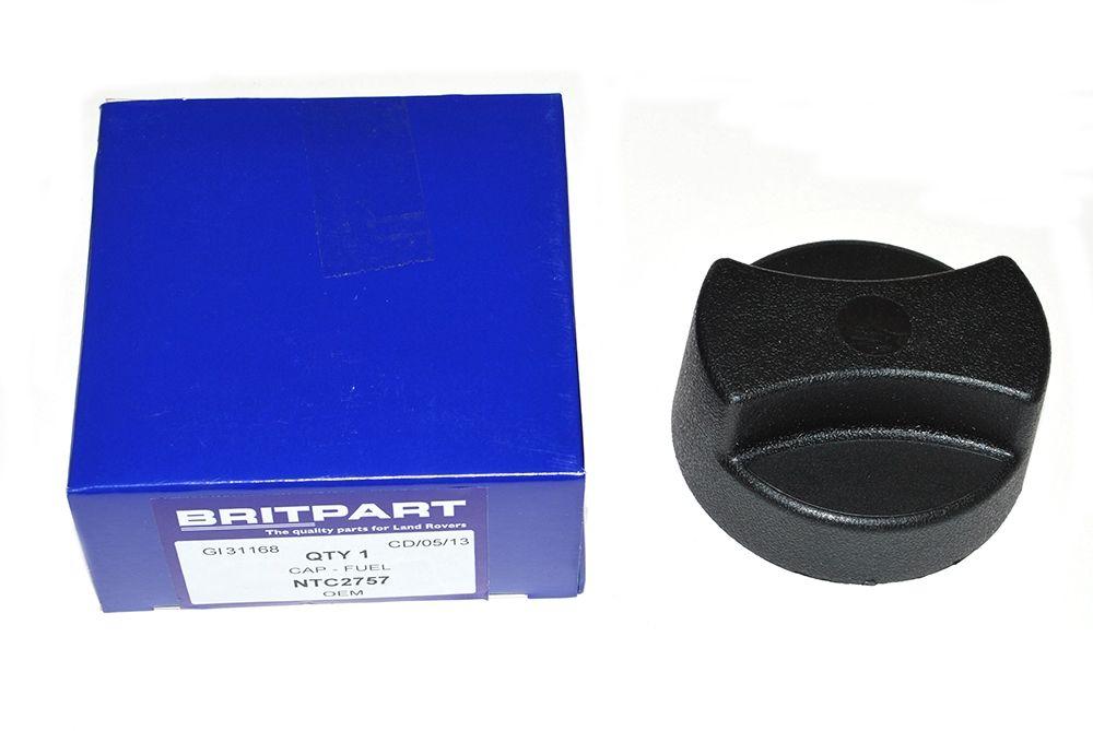 Fuel cap - AA259678 to WA159806 - unleaded-vented-non locking-black
