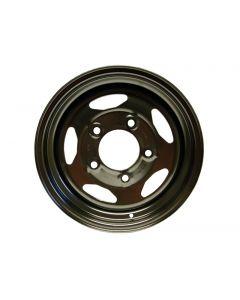 16x7 Discovery Steel Rim (O.E. manufacture) Black Primer Coated