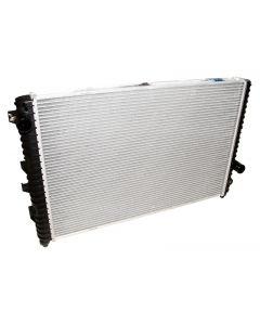 Radiator Assembly - not North America - V8