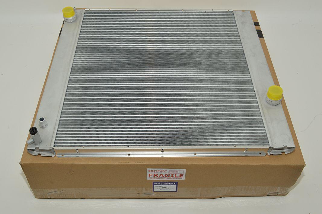 Radiator Assembly - V8