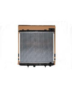 Radiator - V8 from XA410482 (except North America)