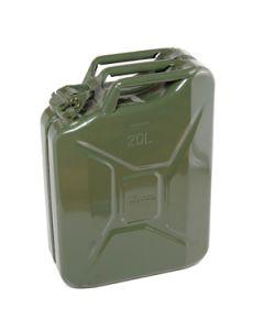 20 litre Steel Jerry Can - Khaki