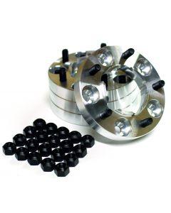 30mm Aluminium Wheel Spacers