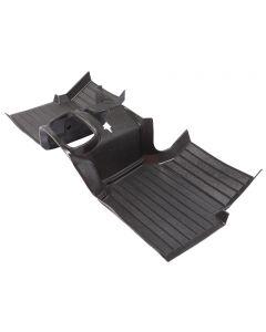 Moulded Matting System for Defender Puma TDCI - Black (EXT009-25)