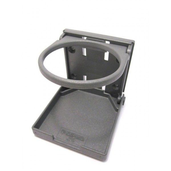 MUD Fold Away Cup Holder - Grey