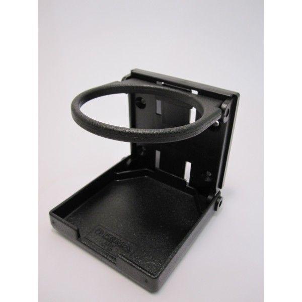MUD Fold Away Cup Holder - Black