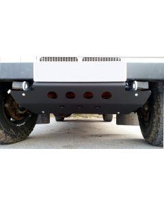 Heavy Duty Aluminium Steering Guard for Defender