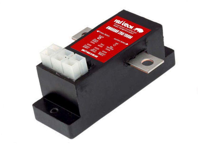 Gwardar Dual Battery Management System