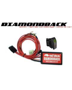 Diamondback Smart Heated Windscreen Wiring Kit with Carling switch