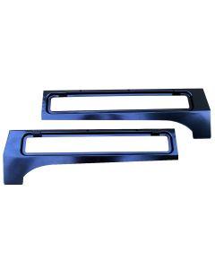Defender & Series Bulkhead Full Vent Repair Panels - Pair